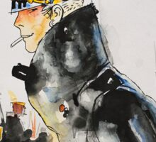 Corto Maltese Sticker