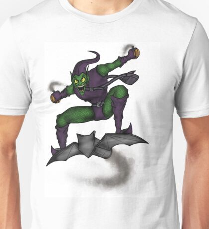 The Green Goblin Unisex T-Shirt