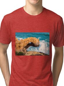 The Arch at Port Campbell National Park Tri-blend T-Shirt