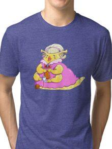 Miranda the duck-slug Tri-blend T-Shirt