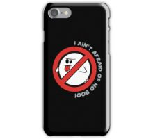 Boo Buster  iPhone Case/Skin