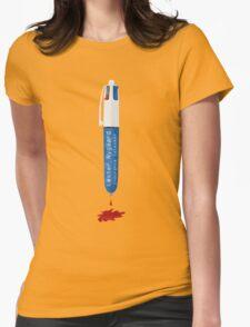 Fargo Pen of Lester Nygaard Dripping T-Shirt