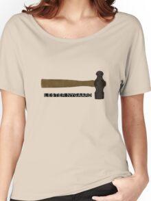 Fargo Hammer of Lester Nygaard Women's Relaxed Fit T-Shirt