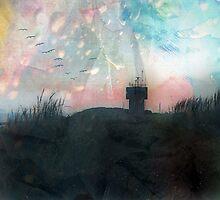 Art Aurora ~ Duvet by Susan Werby