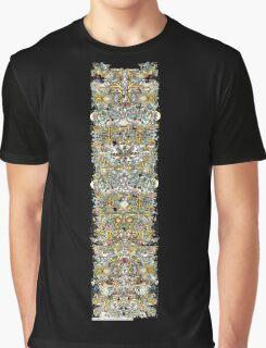 "MYSTICMATRIX ""Nos**tsherlock"" Humourous Meme Graphic T-Shirt"