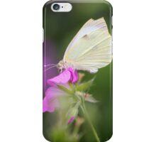 Large White iPhone Case/Skin