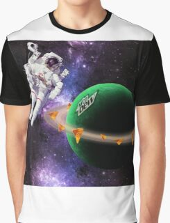 Discovering The Doritos Rings of Dew Graphic T-Shirt