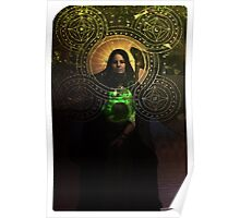 Solas Hermit Tarot Card Cosplay  Poster