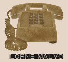 Fargo Telephone Lorne Malvo by YoPedro