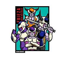 Frieza & Family Photographic Print