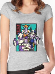 Frieza & Family Women's Fitted Scoop T-Shirt
