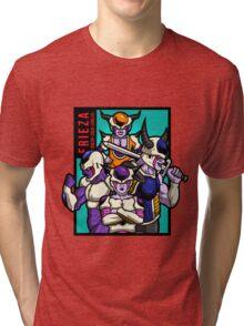 Frieza & Family Tri-blend T-Shirt