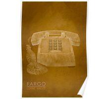 Fargo Telephone Lorne Malvo Poster