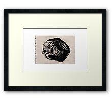 Angel Kitty Framed Print
