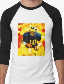 Mr. Tom Brady at Michigan Men's Baseball ¾ T-Shirt