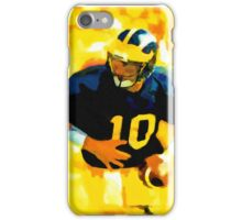 Mr. Tom Brady at Michigan iPhone Case/Skin