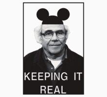 Baudrillard - Keeping it real T-Shirt