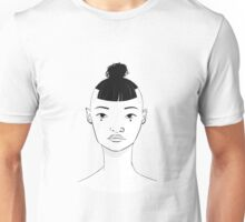 Punk Girl Unisex T-Shirt