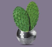 Cactus disco party Kids Tee