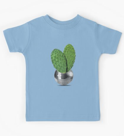 Cactus disco party Kids Clothes