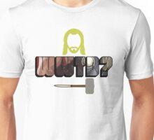 wwtd? Unisex T-Shirt
