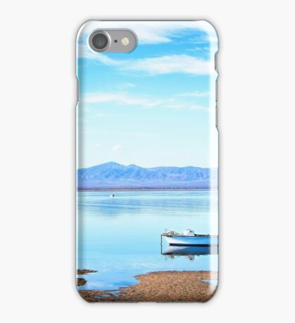 Blue Day 2 iPhone Case/Skin