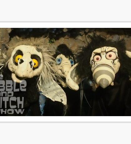 The Goth Goblins Sticker