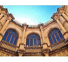 Architecture of Crete  Photographic Print