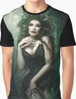 Dark Fairy Graphic T-Shirt
