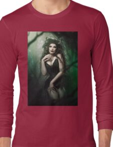 Dark Fairy Long Sleeve T-Shirt