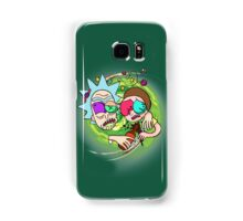 Rick And Morty Drunk Samsung Galaxy Case/Skin