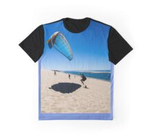Paragliding (ii) Graphic T-Shirt