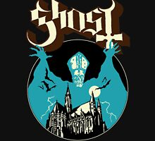 ghost castle Unisex T-Shirt