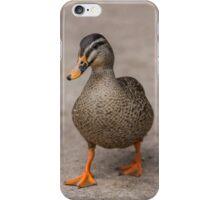 Lucky Duck iPhone Case/Skin