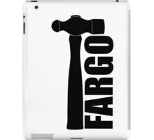 Fargo Hammer of Lester Nygaard iPad Case/Skin