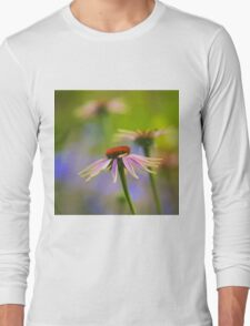 Coneflowers Long Sleeve T-Shirt