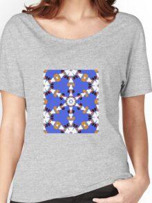 Kaleidoscope - Ships - detail Women's Relaxed Fit T-Shirt