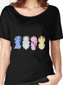 Steven Universe - Diamond Leaders Women's Relaxed Fit T-Shirt