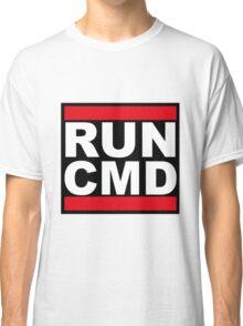 Run CMD Classic T-Shirt