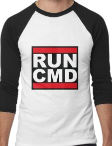 Run CMD Men's Baseball ¾ T-Shirt