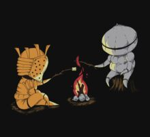 Bonfire Buddies - Dark Souls by PengewApparel