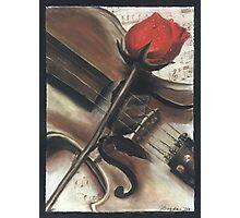 Romantic Melodies Photographic Print