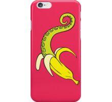Banana Squid iPhone Case/Skin