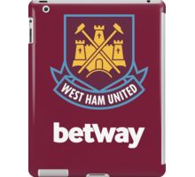 West ham FC  iPad Case/Skin