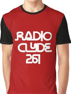 Frank Zappa - Radio Clyde Graphic T-Shirt