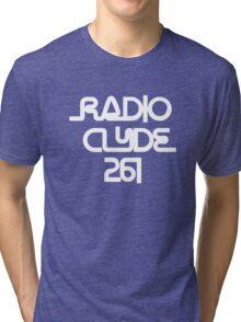 Frank Zappa - Radio Clyde Tri-blend T-Shirt