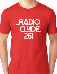 Frank Zappa - Radio Clyde Unisex T-Shirt