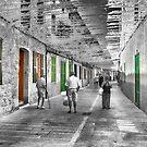 Alcudia Old Town,Majorca,Spain. by Jim Wilson