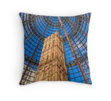 Melbourne Central Shot Tower Throw Pillow