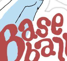 OFF - Baseball Sticker